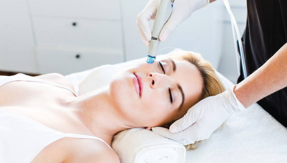 Does HydraFacial remove dark spots?